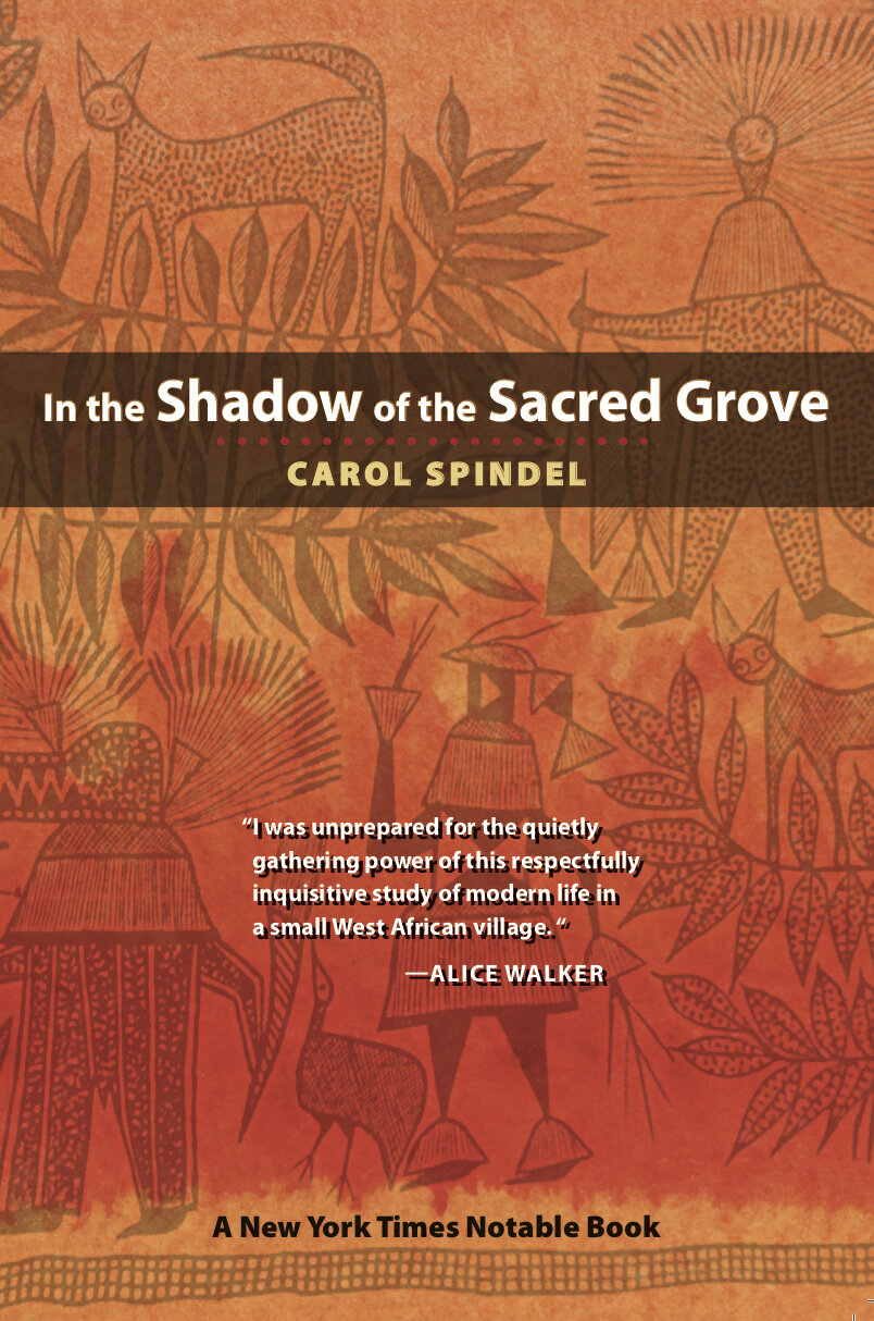 In The Shadow of the Sacred Grove Ebook Carol Spindel Book Cover