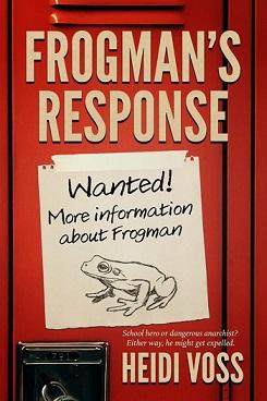 Frogman's Response Heidi Voss Book Cover