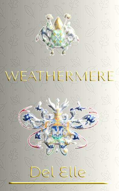Weathermere Del Elle Book Cover