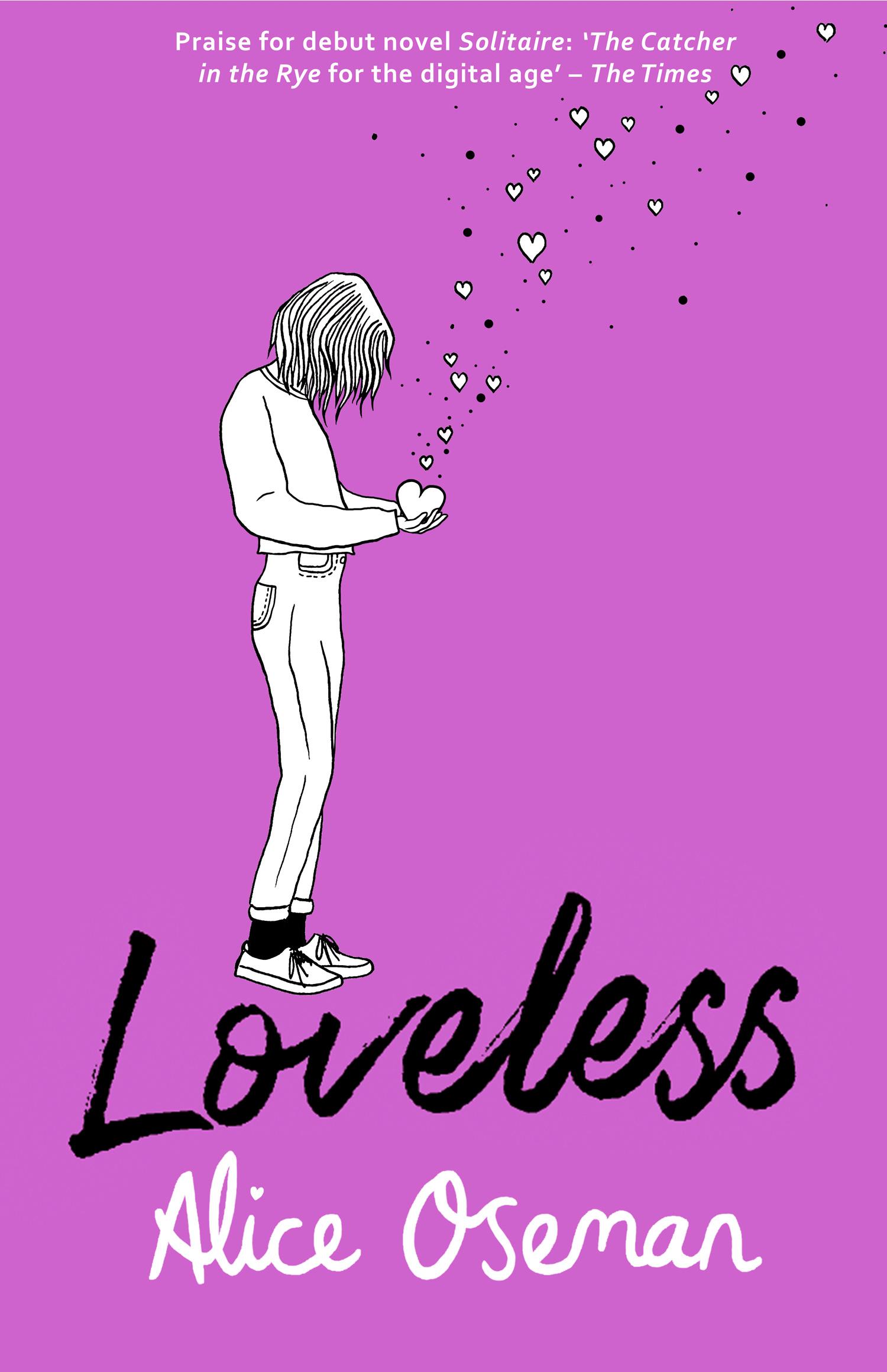 Loveless Alice Oseman Book Cover