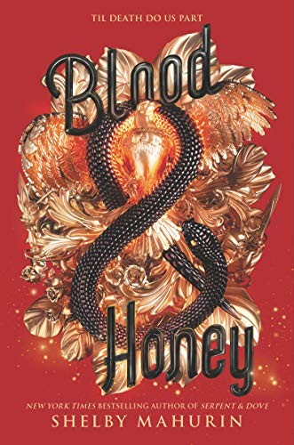 Blood & Honey Shelby Mahurin Book Cover