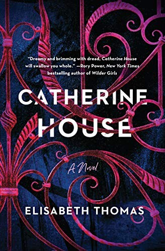 Catherine House Elisabeth Thomas Book Cover