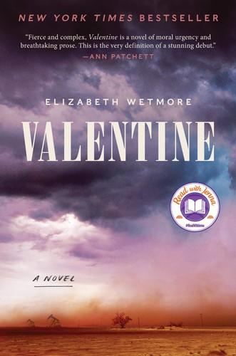 Valentine : a Novel Elizabeth Wetmore Book Cover