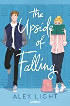 The Upside of Falling Alex Light  Book Cover