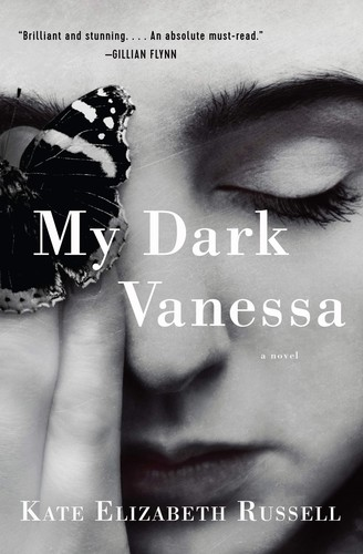 My Dark Vanessa Kate Elizabeth Russell Book Cover