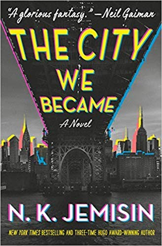 The City We Became N. K. Jemisin Book Cover