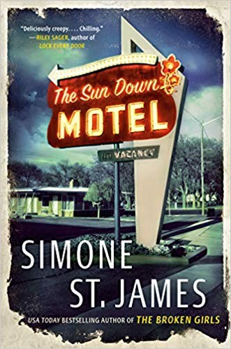 The Sun Down Motel Simone St. James Book Cover