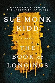 The Book of Longings Sue Monk Kidd Book Cover