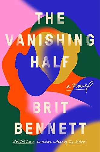 The Vanishing Half Brit Bennett Book Cover