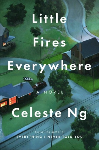 Little Fires Everywhere Celeste Ng Book Cover