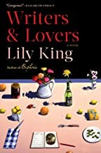 Writers & Lovers : a Novel Lily King Book Cover
