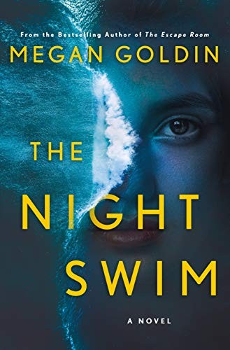 The Night Swim Megan Goldin Book Cover