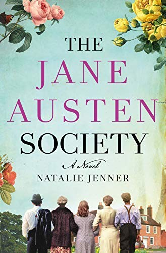 The Jane Austen Society Natalie Jenner Book Cover