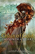 Chain of Gold Cassandra Clare Book Cover