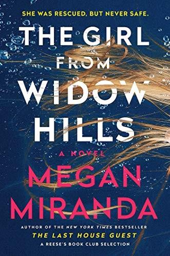 The Girl from Widow Hills Megan Miranda Book Cover