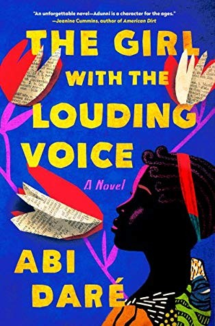 The Girl with the Louding Voice Abi Dare Book Cover