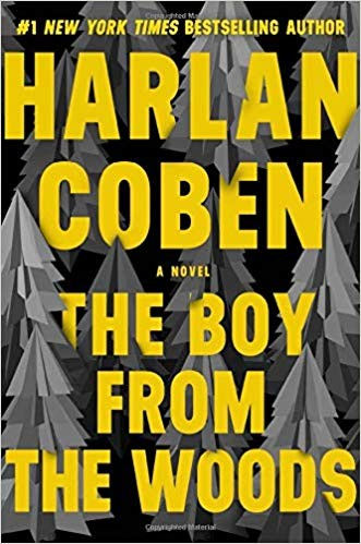 The Boy from the Woods Harlan Coben Book Cover