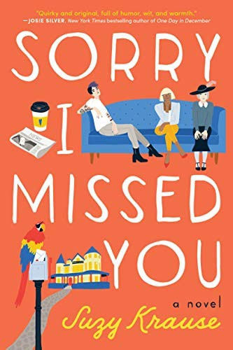 Sorry I Missed You Suzy Krause Book Cover