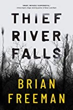 Thief River Falls Brian Freeman Book Cover