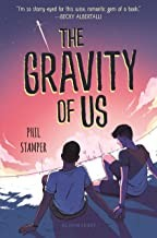 The Gravity of Us Phil Stamper Book Cover