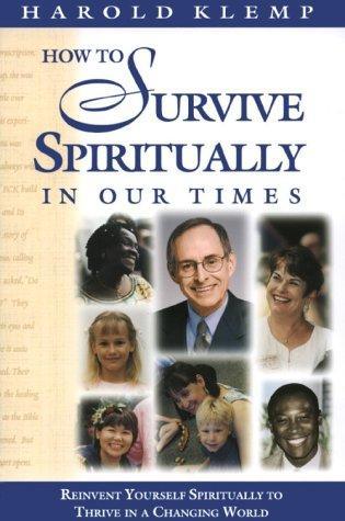 How to Survive Spiritually in Our Times Harold Klemp Book Cover