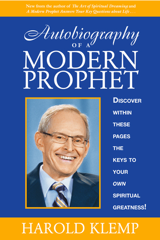 Autobiography of a Modern Prophet Harold Klemp Book Cover