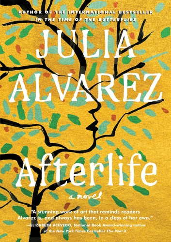 Afterlife : a Novel Julia Alvarez Book Cover
