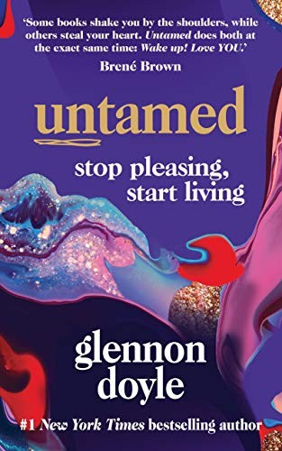 Untamed Glennon Doyle Book Cover