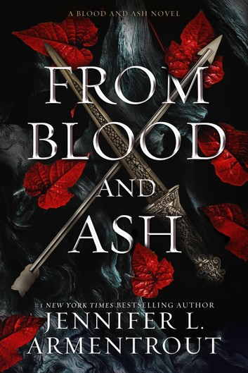 From Blood and Ash Jennifer L. Armentrout Book Cover