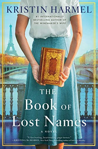 The Book of Lost Names Kristin Harmel Book Cover