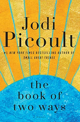 The Book of Two Ways Jodi Picoult Book Cover