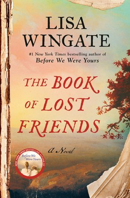 The Book of Lost Friends Lisa Wingate Book Cover