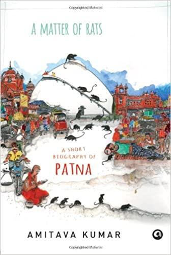 A Matter of Rats Amitava Kumar Book Cover