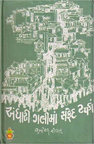 Andhari Galima Safed Tapakan Himanshi Shelat Book Cover