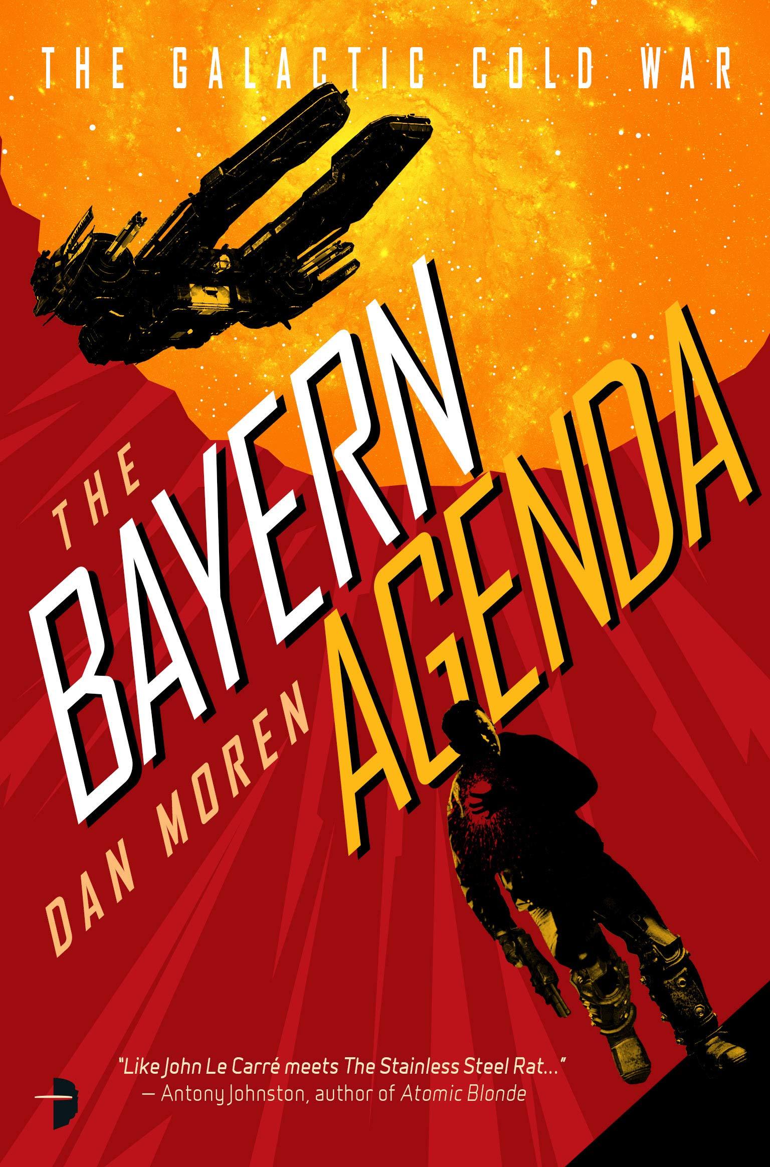 The Bayern Agenda Dan Moren Book Cover