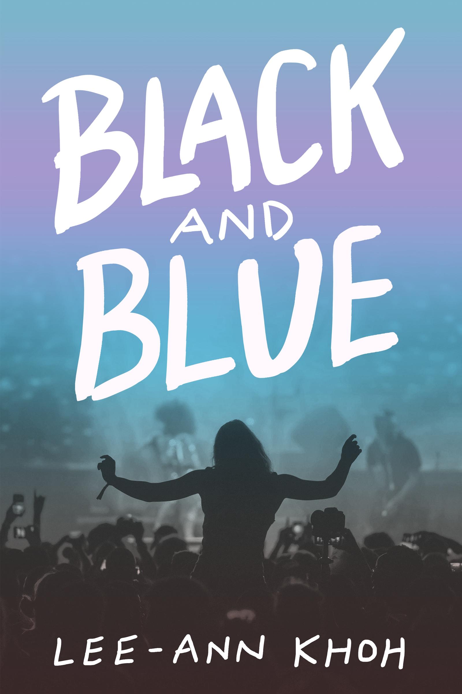 Black and Blue Lee-Ann Khoh Book Cover