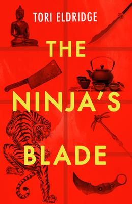 Blade Tori Eldridge Book Cover