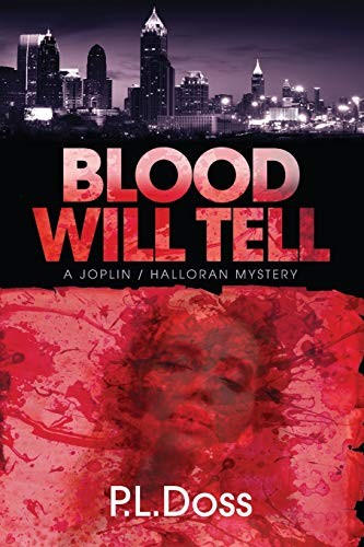 Blood Will Tell P L Doss Book Cover