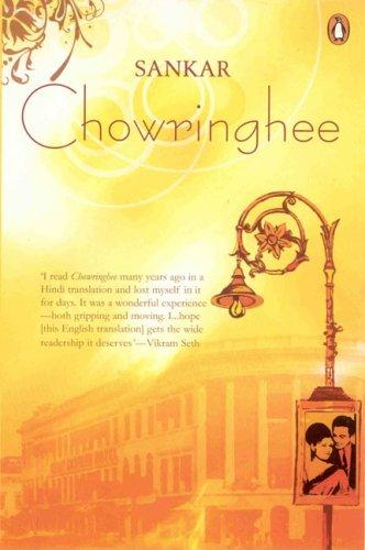 Chowringhee (English) Sankar Book Cover