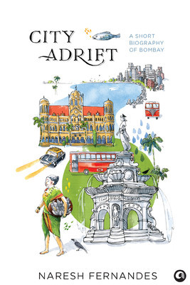 City Adrift Naresh Fernandes Book Cover