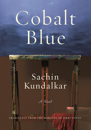 Cobalt Blue (English) Sachin Kuṇḍalkar Book Cover