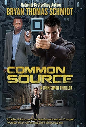 Common Source Bryan Thomas Schmidt Book Cover