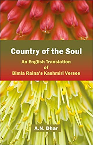 Country of the Soul Bimla Raina Book Cover