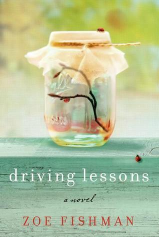 Driving Lessons Zoe Fishman Book Cover