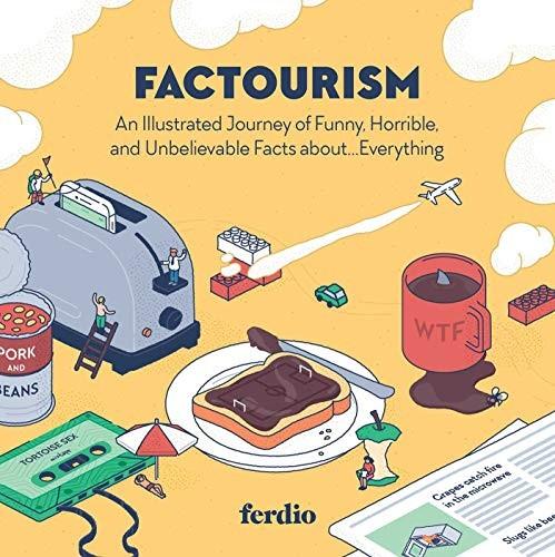 Factourism ferdio Book Cover