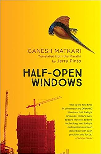 Half-Open Windows (English) Ganesh Matkari Book Cover