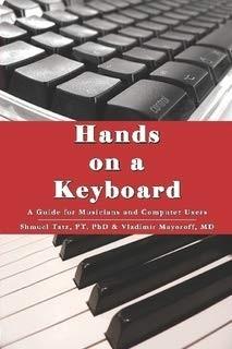 Hands on a Keyboard Shmuel Tatz PT PhD Book Cover