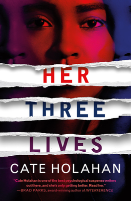 Her Three Lives Cate Holahan Book Cover