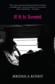 If It Is Sweet Mridula Koshy Book Cover