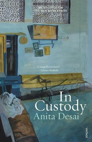In Custody Anita Desai Book Cover